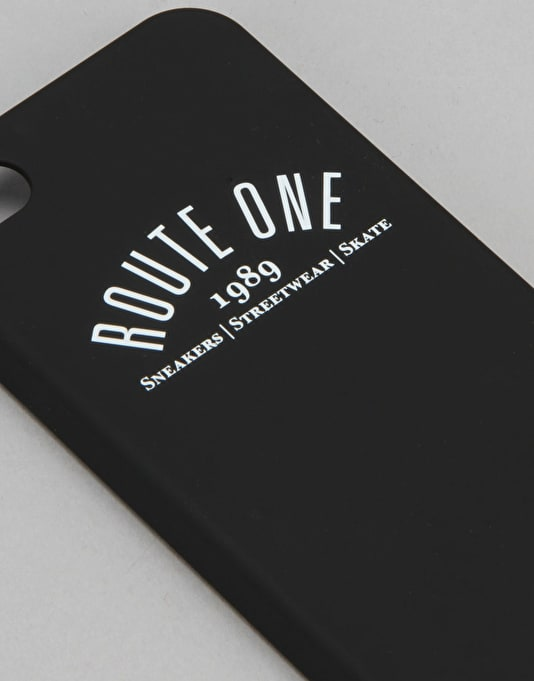 Route One iPhone 4/4s Hardcase - Black