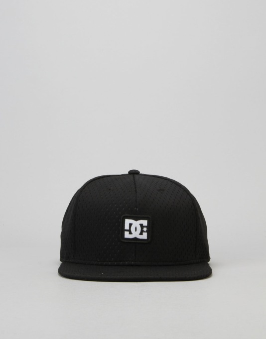 DC Perfecto Trucker Cap - Black