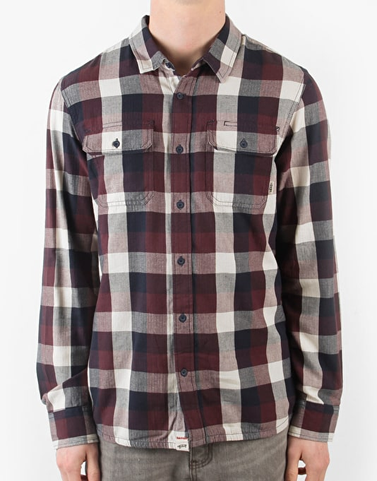 Vans Alameda Plaid Shirt