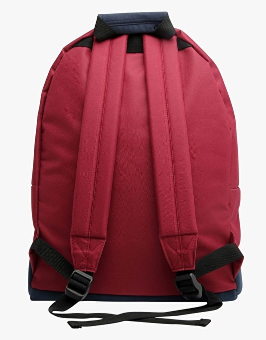 Mi-Pac Classic Backpack - Burgundy/Navy