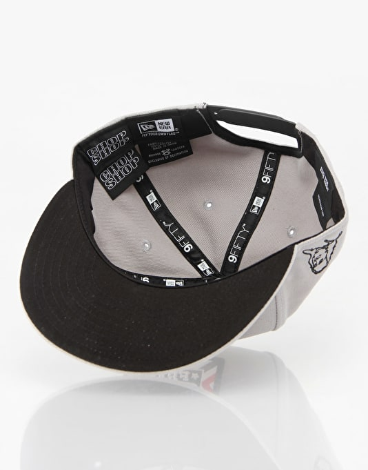 Franks Chop Shop Barbar Patch New Era Snapback Cap