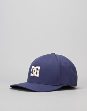 DC Star 2 Cap - Indigo/Antique White