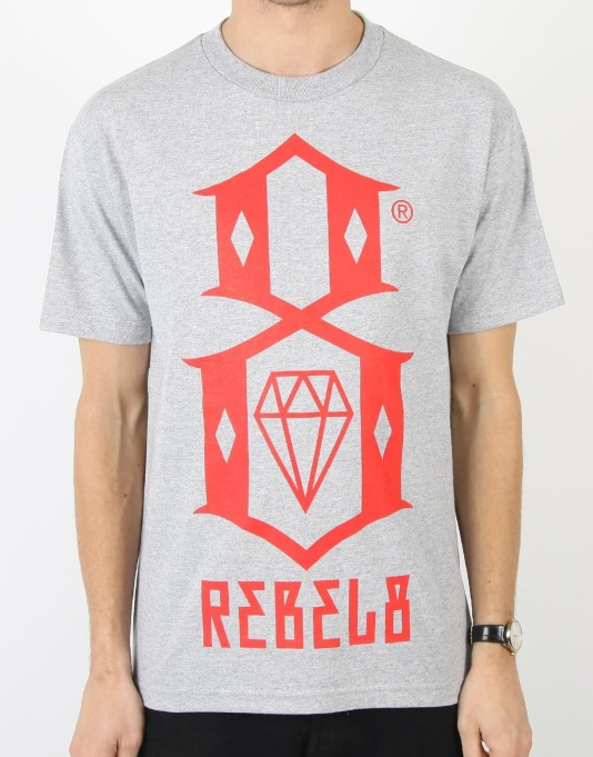 Rebel8 Logo T-Shirt