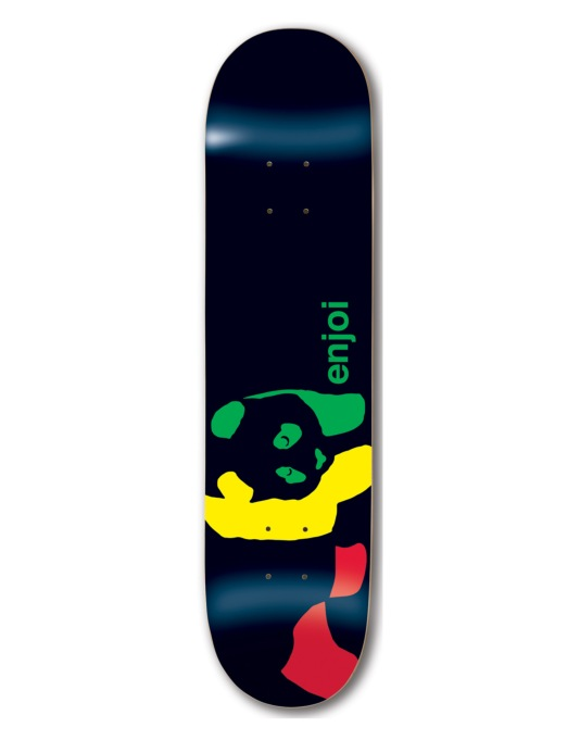 Enjoi Rasta Panda Team Deck - 8.4""