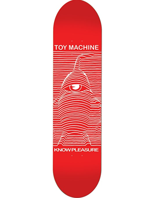 Toy Machine Toy Division Team Deck - 8.25""