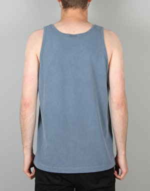 Stüssy Smooth Stock Tank - Navy