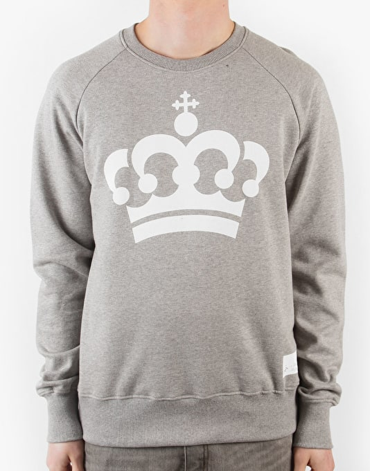 A Thousand Thankyous Crown Sweatshirt