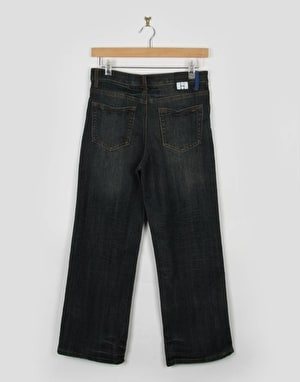Route One Regular Fit Boys Jeans - Washed Indigo
