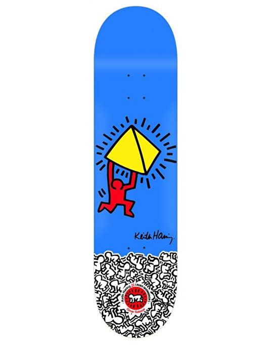 Alien Workshop Salazar Haring Pro Deck - 8.375""