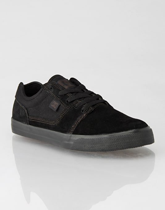 DC Tonik Skate Shoes - Black Black