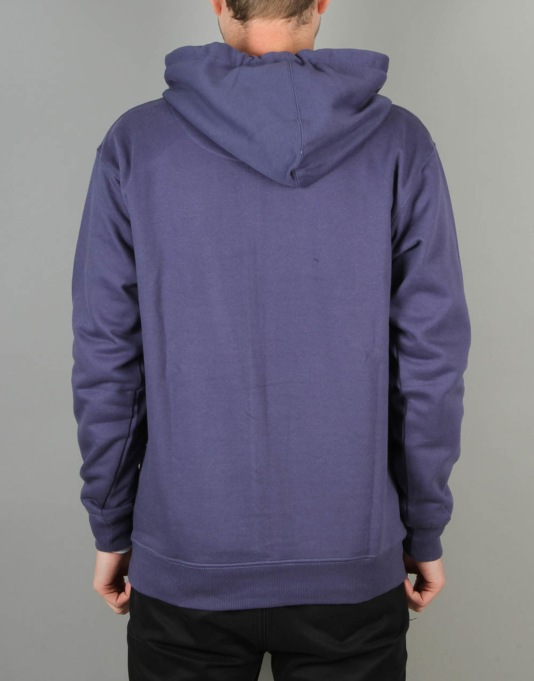 Route One Basic Pullover Hoodie - Navy