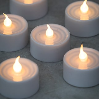 Ceramic Battery Tealights