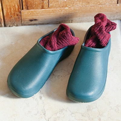 Slip-on Clogs