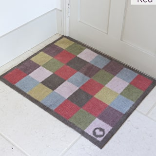 Washable Indoor Barrier Mat