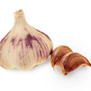 Garlic 'Early Purple Wight'