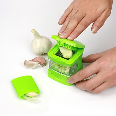 Garlic Dice