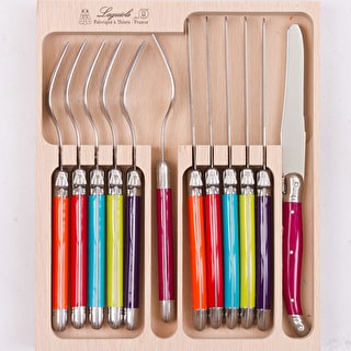 Laguiole Knife and Fork Set