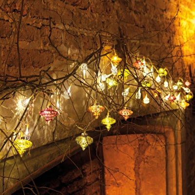 kasbah fairy lights