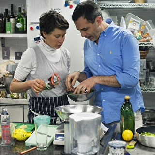 Tara Wigley. New autumn and winter flavours and recipes from Ottolenghi