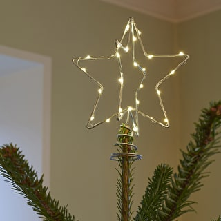 Star Light Tree Topper