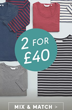 2 for £40 Shirts