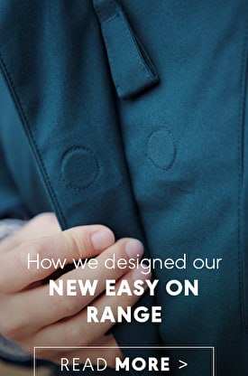 How we designed our new easy on range Read More >