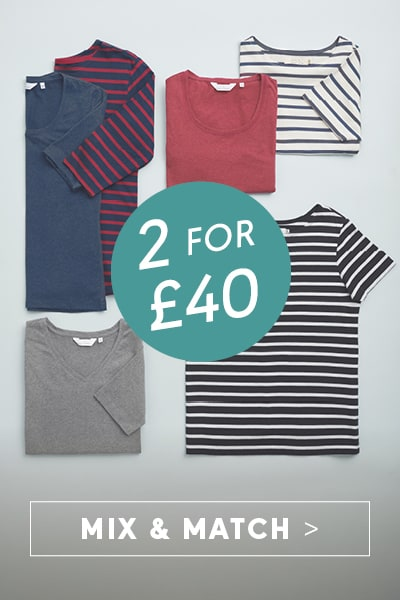 2 for £40 Mix & Match