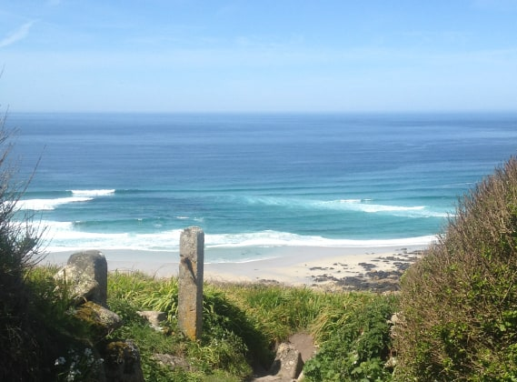 Top ten beaches in Cornwall