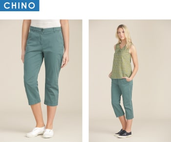Shop women's chinos