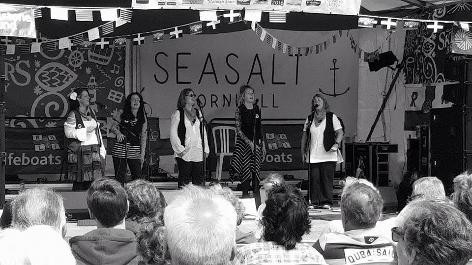Picture of the Fiurehead Sea Shanty Group