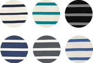 Sailor Top Colour Options