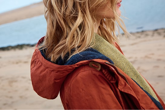 Seasalt Emcompass Coat