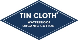 Tin Cloth , waterproof organic cotton