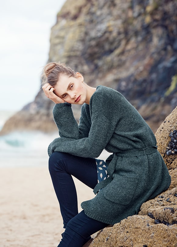 Seasalt Saint's Way Cardigan