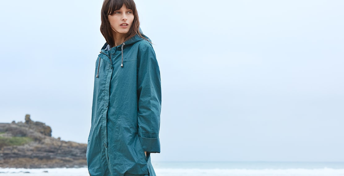 Seasalt coats have a lifetime Guarantee