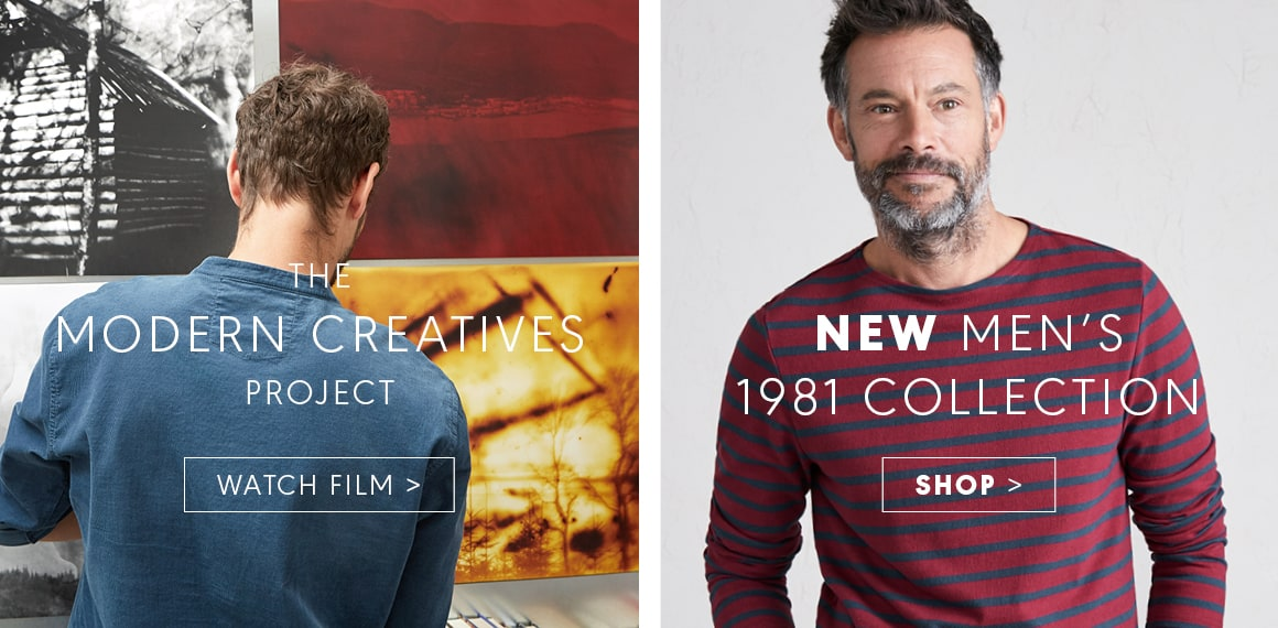 Watch the Modern Creatives film - New mens 1981 Collection