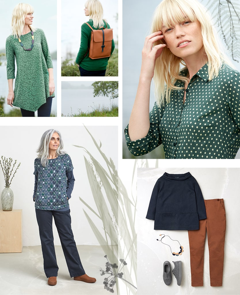 Photographic Lookbook outfits