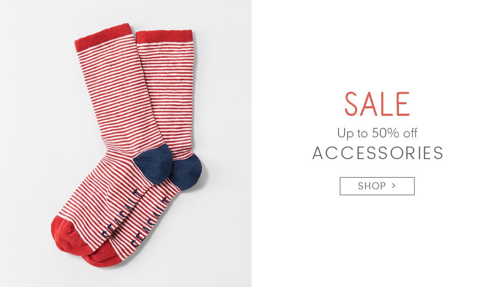Up to 50% off Accessories. SHOP