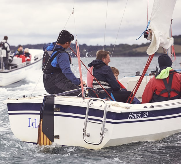 Mylor Sailability