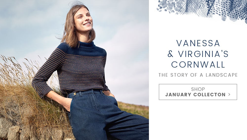 Vanessa & Virginia's Cornwall, The story of a landscape. Shop New Collection