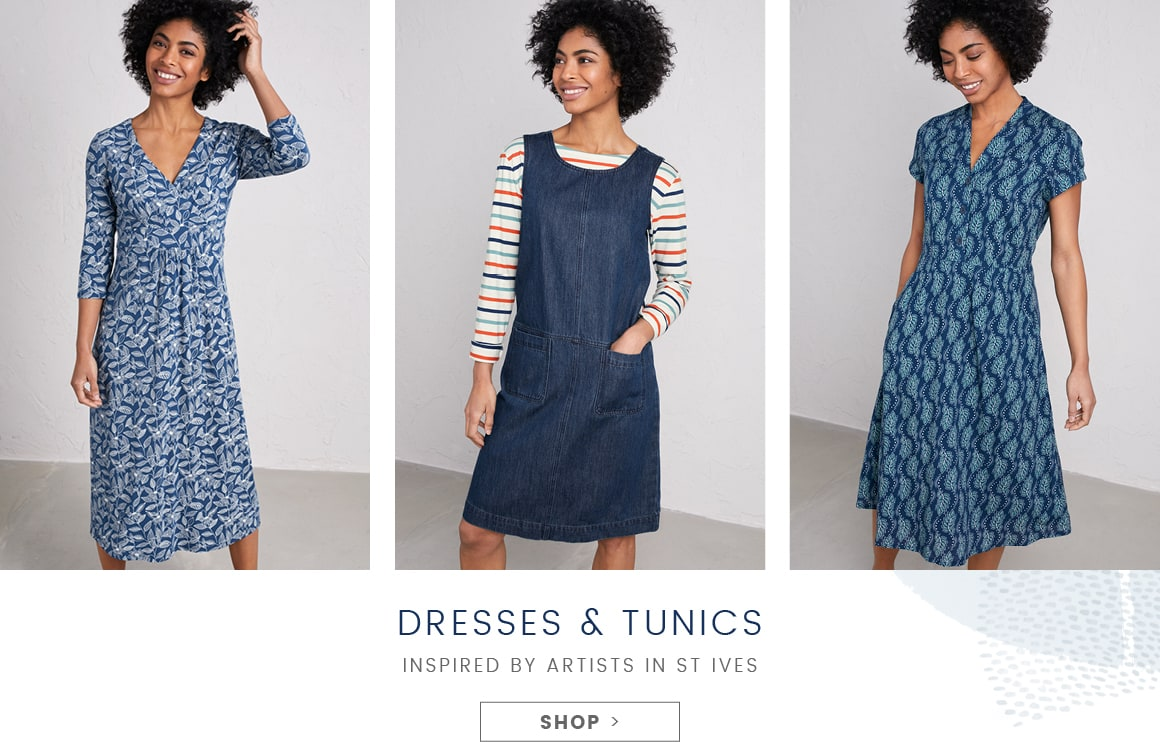 Dresses and Tunics