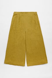 Breaking Waves Culottes in Pear