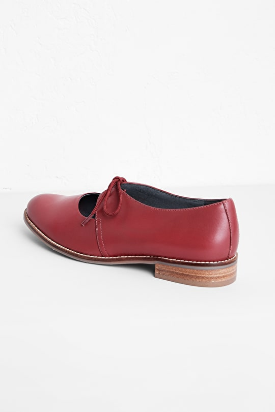 Wheal Martyn Shoe, Nappa Leather Shoes - Seasalt Cornwall