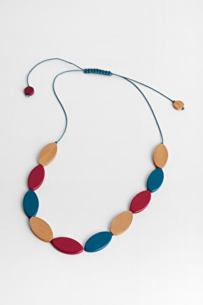 Oval Necklace