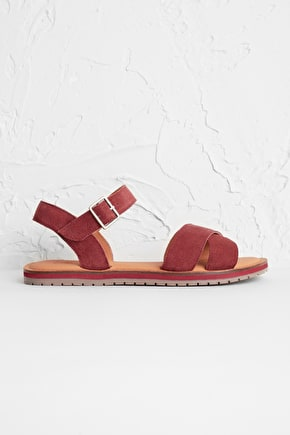 River Estuary Sandal, Suede & Leather Sporty Sandal - Seasalt Cornwall
