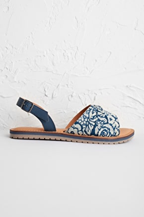 Church Fields Sandal, Leather Lined Comfy Sandals - Seasalt Cornwall