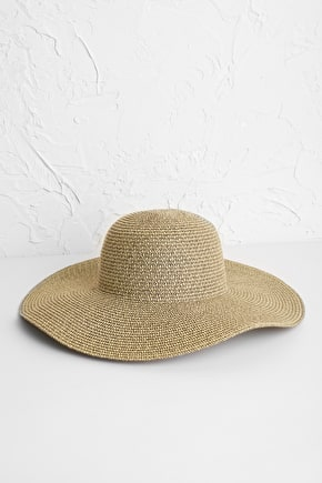 Sunbathing Hat