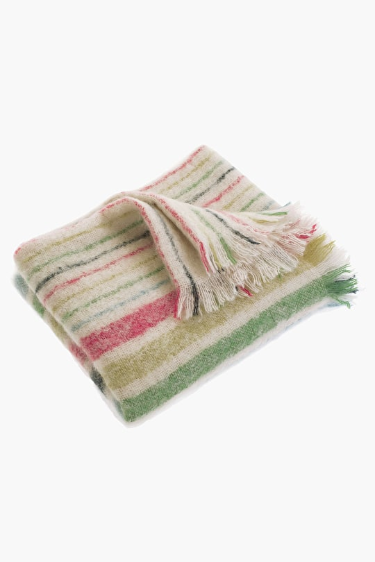 Drift Mohair Throw