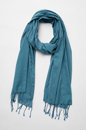 100% Cotton Lightweight Womens Scarf ,Sea View Scarf - Seasalt