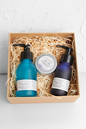 A Moment Of Calm Bath & Body Set - Seasalt Cornwall